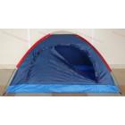 Евтина палатка за двама до трима човека - еднослойна