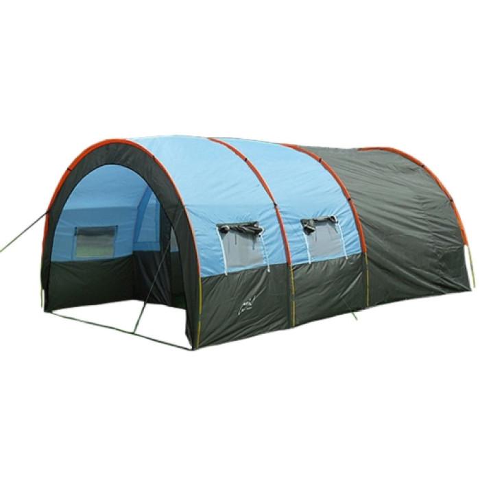Палатка за 8-10 души - еднослойна